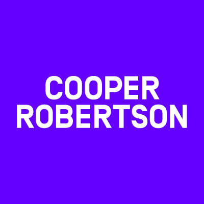 Logo of Cooper Robertson